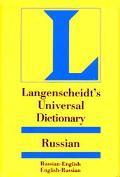 Langenscheidt Universal Russian Dictionary