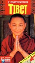 Insight Pocket Guide Tibet Lhasa-Kathmandu