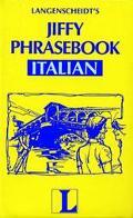 Jiffy Phrasebook Italian Italian