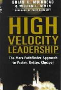 High Velocity Leadership