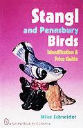 Stangl and Pennsbury Birds An Identification and Price Guide