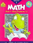 Math Basics Grade 1 Math 1-Story Problems 1-2