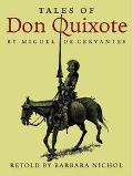Tales of Don Quixote Book II