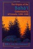 Origins of the Baha'I Community of Canada, 1898-1948