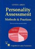 Personality Assessment Methods and Practices Methods and Practices