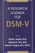 Research Agenda for Dsm-V
