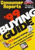 Consumer Reports 1999 Buying Guide - Consumer Reports Books - Paperback