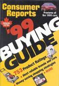 '99 Buying Guide: 753 Product Ratings