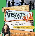 Answers Book for Kids Vol. 3: God and the Bible
