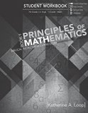 Principles of Mathematics Book 1 (Student Workbook)