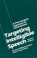 Targeting Intelligible Speech A Phonological Approach to Remediation