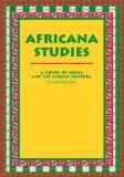Africana Studies A Survey of Africa And the African Diaspora