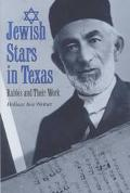 Jewish Stars in Texas Rabbis and Their Work
