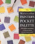 Watercolor Painter's Pocket Palette
