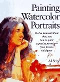 Painting Watercolor Portraits - Al Stine