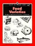 Clip Art Food Varieties