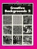 Clip Art Creative Backgrounds - North Light Books - Paperback