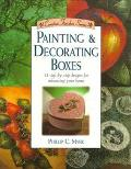 Painting and Decorating Boxes