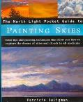 North Light Pocket Guide to Painting Skies - Patricia Seligman - Hardcover - SPIRAL