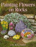 Painting Flowers on Rocks