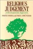 Religious Judgement: A Developmental Perspective