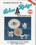 Blue Ridge Dinnerware - Betty Newbound