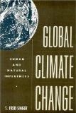 Global Climate Change Human and Natural Influences