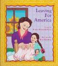 Leaving for America - Roslyn Bresnick-Perry - Hardcover
