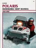 Polaris Snowmobile Shop Manual 1984-1989