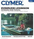 Evinrude Johnson Outboard Shop Manual 2-40 Hp 1973-1990 (Includes Electric Motors)