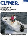 Mercury Outboard Shop Manual 3-275 Hp  1990-1993