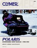 Polaris Snowmobile Shop Manual 1990-1995