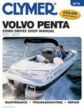 Clymer Volvo Penta Stern Drives Shop Manual 2001-2004