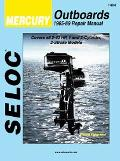Seloc Mercury Outboards 1965-89 Repair Manual 2-40 Horsepower, 1 and 2 Cylinder