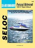 Seloc's Bombardier Sea-Doo Personal Watercraft 1992-1997  Tune-Up and Repair Manual