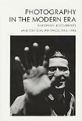 Photography in the Modern Era