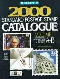 Scott 2000 Standard Postage Stamp Catalogue: United States and Affiliated Territories, Unite...