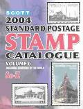 Scott 2004 Standard Postage Stamp Catalogue Countries of the World S0-Z