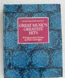 Great Music's Greatest Hits: 97 Unforgettable Classics for Piano and Organ - Reader's Digest...