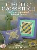 Celtic Cross Stitch: 30 Alphabet, Animal, and Knotwork Projects