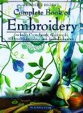 Complete Book of Embroidery - Melinda Coss - Hardcover