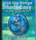 Web Design Made Easy: Learn HTML, Xhtml and CSS