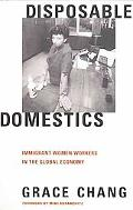 Disposable Domestics Immigrant Women Workers in the Global Economy
