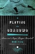 Playing in Shadows: Texas and Negro League Baseball (Sport in the American West)
