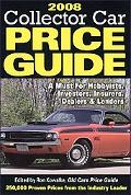 Collector Car Price Guide 2008