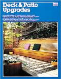 Deck and Patio Upgrades - Ortho Books - Paperback