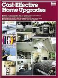 Cost-Effective Home Upgrades - James Carey - Paperback