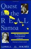 Quest for the Real Samoa: The Mead/Freeman Controversy and Beyond - Lowell Don Holmes - Pape...