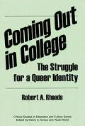 Coming Out in College The Struggle for a Queer Identity