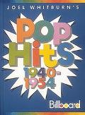 Joel Whitburn's Pop Hits 1940-1954